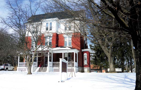 Board president George Scala has confirmed the board has decided to close the David & Helen Getman Memorial Home, with a target date of June 15. (The Leader-Herald/Bill Trojan)