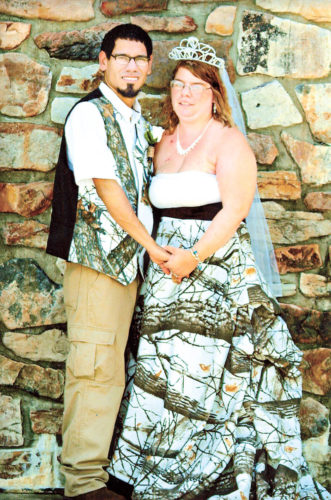 Mr. and Mrs. Joshua Ritzman