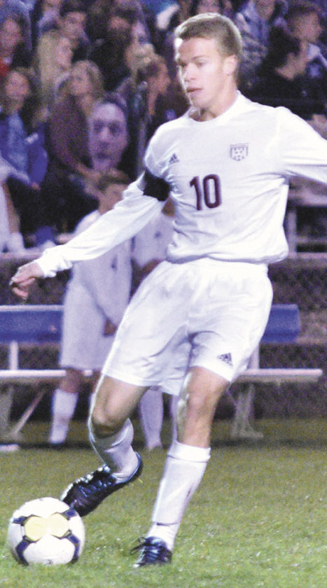 Sentinel file photo East Juniata's Trevor Goodling was named Tri-Valley League boys soccer MVP.