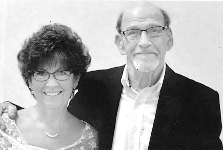 Mr. and Mrs. Sherman Fultz