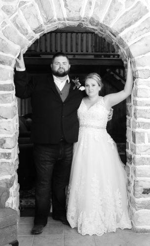 Mr. and Mrs. Jeremy Walsh