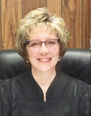 Judge Jackie Leister
