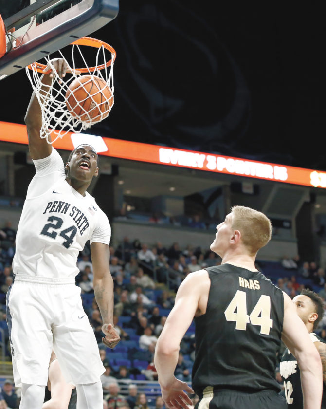 YAY HOOPS: Penn State vs Purdue Open Thread