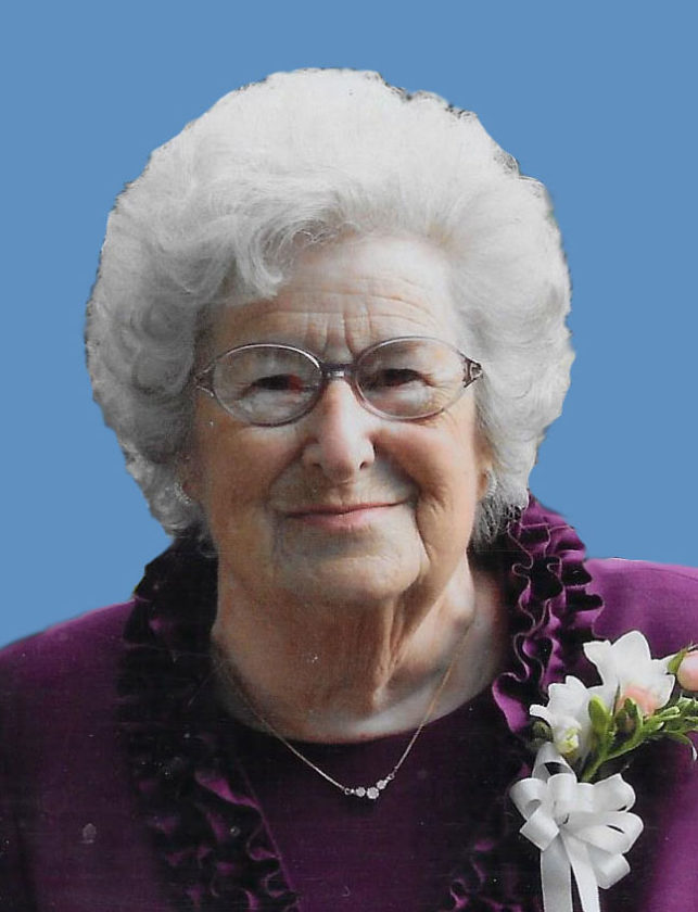 Doris F. Sankey