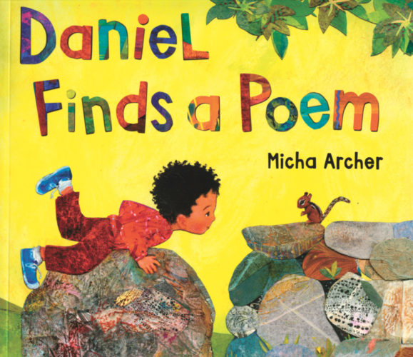 Submitted photo Micha Archer, author and illustrator of 'Daniel Finds a Poem,' will visit the Mifflin County Library in Lewistown at 6 p.m. on Wednesday as a part of a statewide tour sponsored by the Pennsylvania One Book, Every Young Child program.