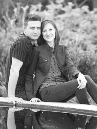 Renee Joy Weaver and Jeremy Christopher Hamler