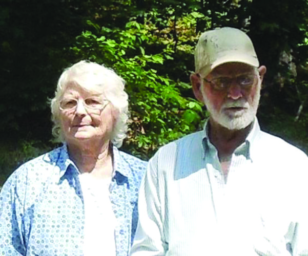 Allen and Arlene McCaslin