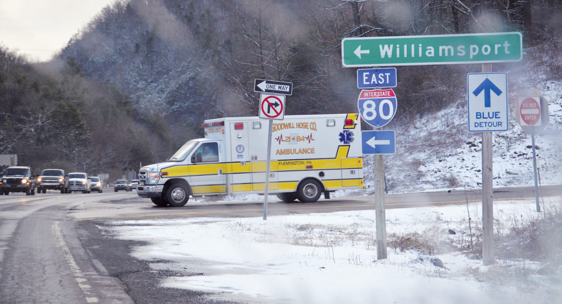 White Out contributes to 25 auto, I-80 pile-up in Central PA