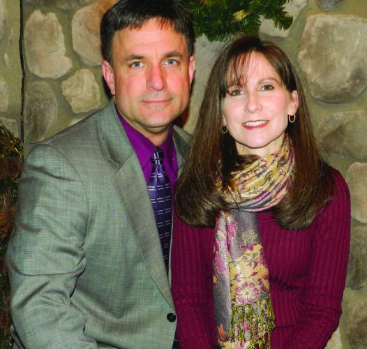 Rev. Doug and Jill Packard
