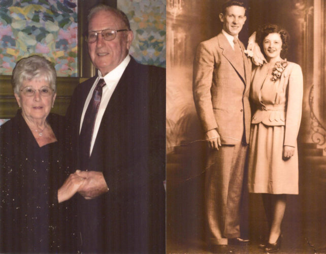 Manuel and Rosemary Andrus