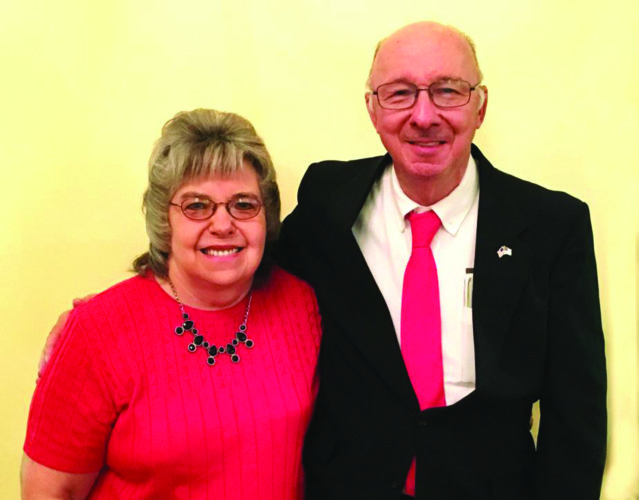 PHOTO PROVIDED Pastor Bob and Annette Maurer have served the Romola Bible Church in Marsh Creek for the past 15 years.  They will be moving to Florence, S. C. to assist Beacon of Truth Ministries.