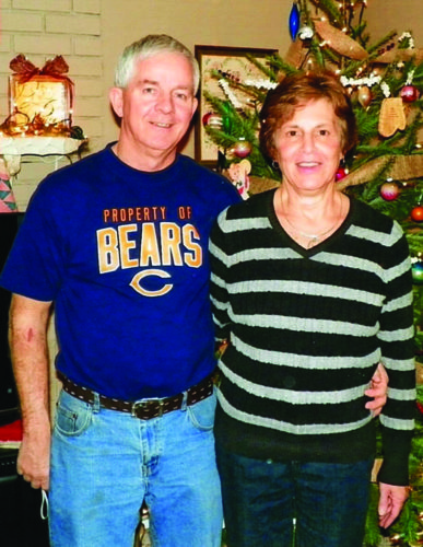 PHOTOS PROVIDED Bill and Esther Kramer are pictured recently.