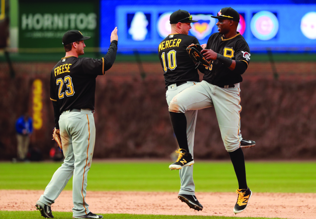 Pirates scratch OF Polanco vs Cubs because of groin injury