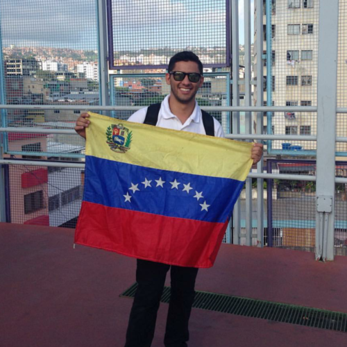 Andres Baffigo (pictured) is a Venezuelan citizen who spent time in Central Pennsylvania as an exchange student. You can email him at baffigo.andres@gmail.com.
