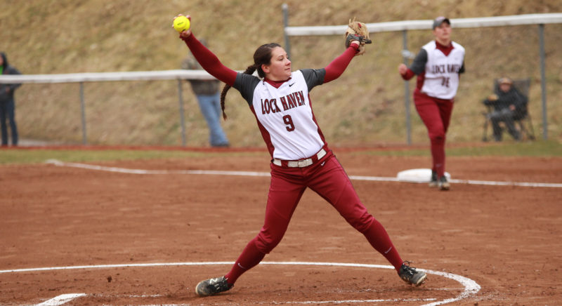(Photo courtesy of Lock Haven University Softball)