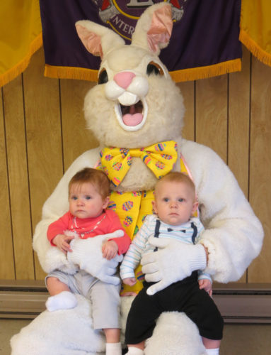 SV Lions Easter