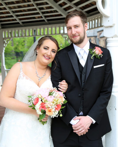 Mr. and Mrs. Joseph Landgrebe (Emily Thomas)