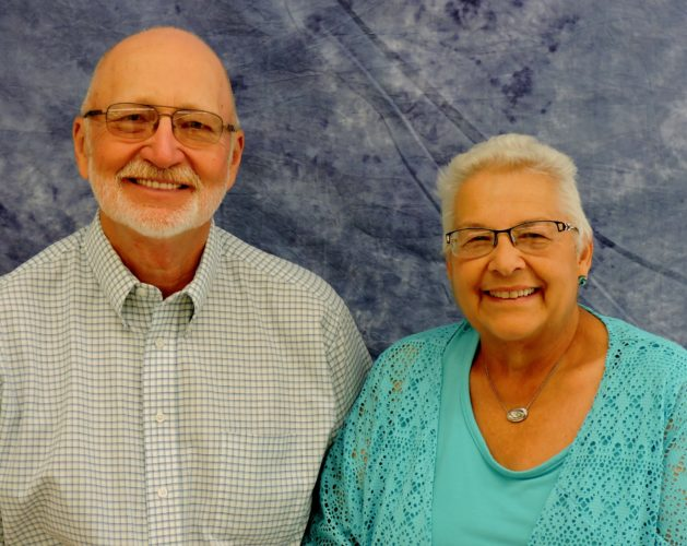 Bob and Sally Saling