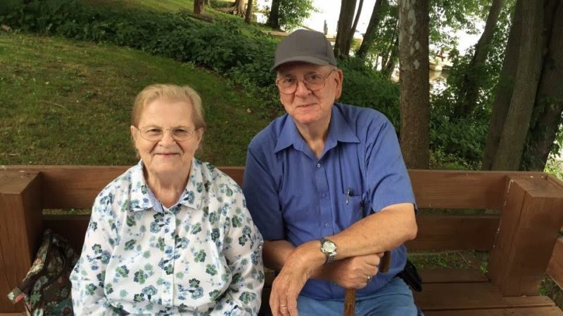 Frank and Wanda Padgitt