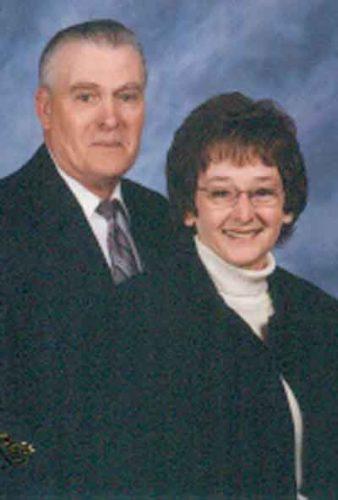 Clarence and Sandra Grady