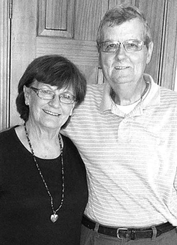 Ida and Ronald Watts