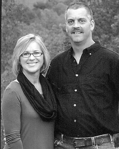 Richard and Melissa Tornes