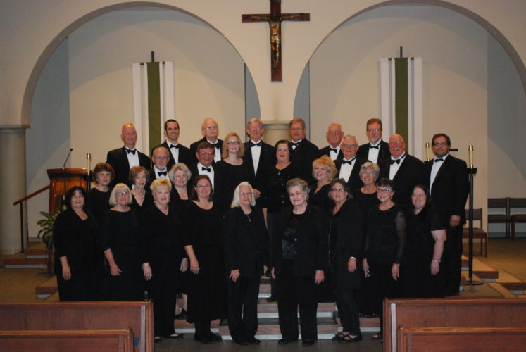 The Parkersburg Choral Society will present it's annual Valentine Concert at 3 p.m. Sunday, Sept. 12, at Vienna Baptist Church, 3401 Grand Central Ave.