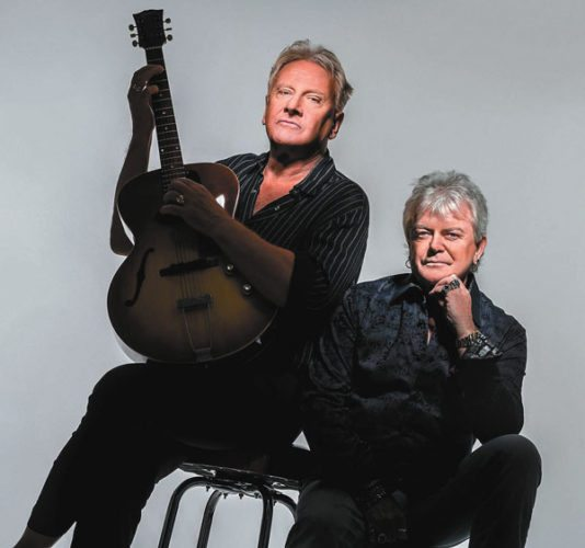 Air Supply will perform at 7:30 p.m. Oct. 13 in Castle Theater at the Maui Arts & Cultural Center in Kahului. Advance tickets are $70, $90 and $125 (plus applicable fees), with prices increasing $10 the day of the show, and are available at the box office, by calling 242-7469 or online at www.mauiarts.org. Photo courtesy the MACC