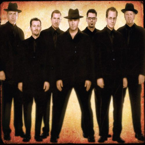 Big Bad Voodoo Daddy will perform at 7:30 p.m. Tuesday in the Maui Arts & Cultural Center's Castle Theater in Kahului. Tickets are $12, $45, $55 and $85 (plus applicable fees) and are available at the box office, by calling 242-7469 or online at www.mauiarts.org. Orchestra-level patrons have exclusive access to the dance floor.   DON MILLER photo