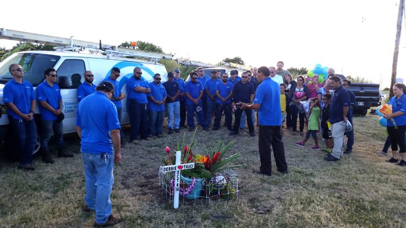 Vigil held for Haleakala crash victim