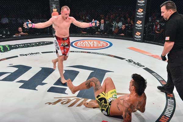 BELLATOR photo