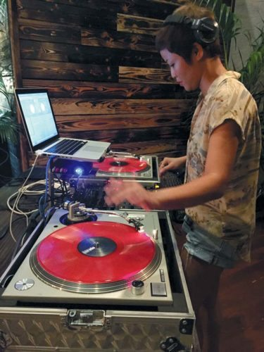 Enjoy tunes by DJ Eliza from 6 to 9 p.m. Friday at Beats & Eats at Plantation House's Bar Nineteen in Kapalua. Photo provided by restaurant