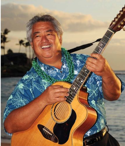 Catch George Kahumoku Jr.'s Slack Key Show Next Generation Showcase at 7:30 p.m. at Sea House Restaurant Aloha Pavilion in Napili. The Maui News file photo
