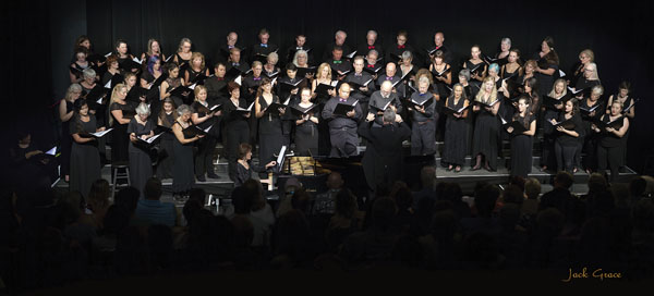 Maui Choral Association in concert; photo provided by MACC.