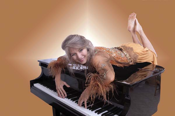 Catch Louise Lambert and Kenny Gieser at 7:30 p.m. Sunday at Three's Bar & Grill in Kihei. Photo provided by artist