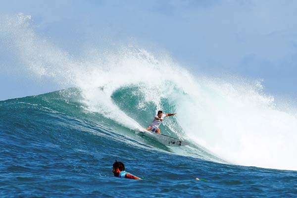 World Surf League / ED SLOANE photo