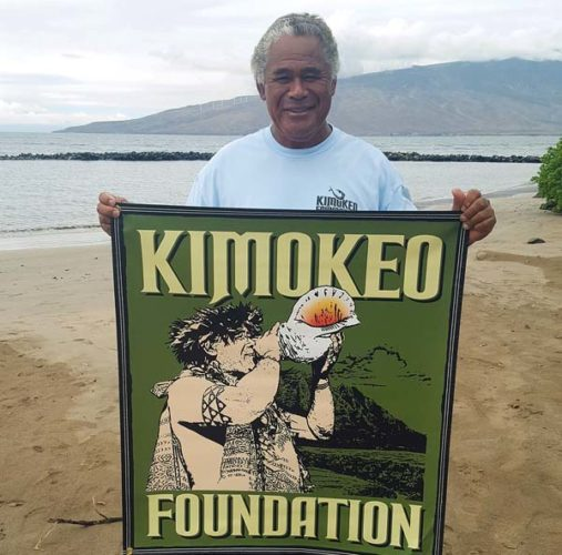 Kimokeo Kapahulehua created the Kimokeo Foundation to consolidate his many cultural and environmental passions into a single entity and have them become a legacy of giving.