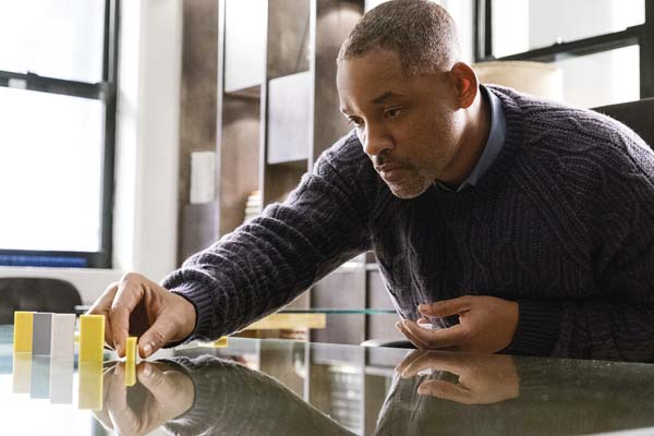 "Will Smith stars in ""Collateral Beauty."" Warner Bros. photo via AP"