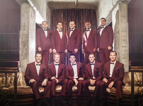 Straight No Chaser will perform at the Maui Arts &Cultural Center, photo courtesy the MACC