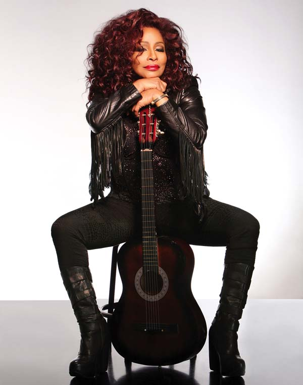 Chaka Khan; photo courtesy the MACC