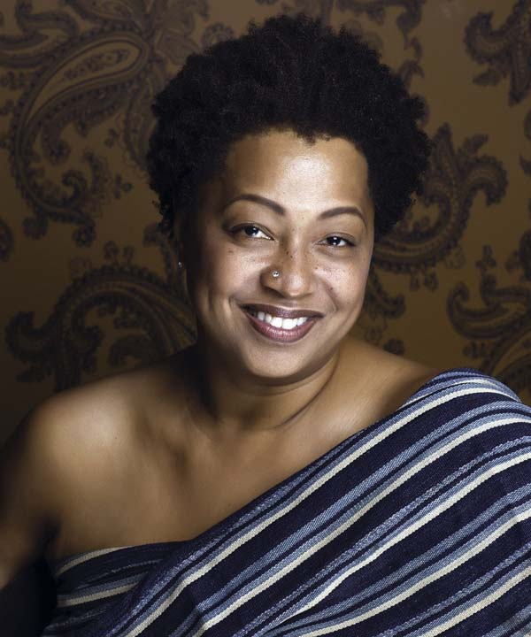 Lisa Fischer; photo courtesy Lisa Fischer