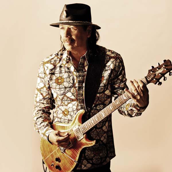 Carlos Santana; Ruben Martin photo