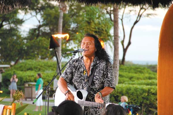 Catch Henry Kapono from 5 to 7 p.m. Friday at Duke's Beach House in Kaanapali. The Maui News file photo