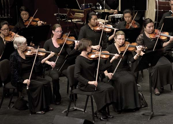 Listen to Broadway hits at the Maui Pops Orchestra concert Sunday; photo provided by MACC.