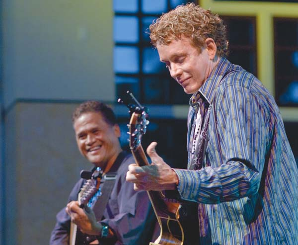 Catch HAPA at 7:30 p.m. Saturday at Kahili Restaurant in Waikapu. The Maui News file photo