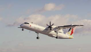 Island Air's first <a href=