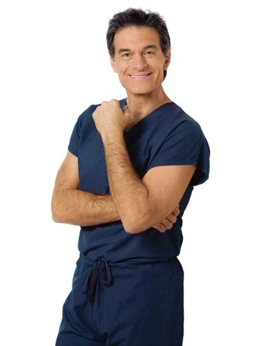 See TV's Dr. Mehmet Oz • Moday at Queen Ka'ahumanu Center