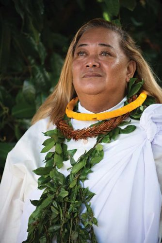 Uluwehi Guerrero • Today; The Maui News file photo.