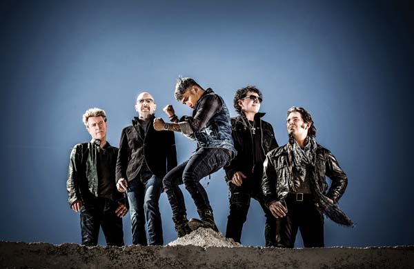 Journey in concert Tuesday at the Maui Arts & Cultural Center; photo by Travis Shinn.