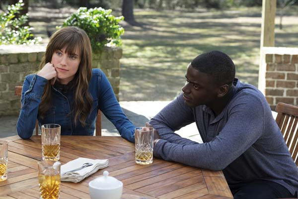 "Allison Williams and Daniel Kaluuya star in ""Get Out."" Universal Pictures photo via AP"